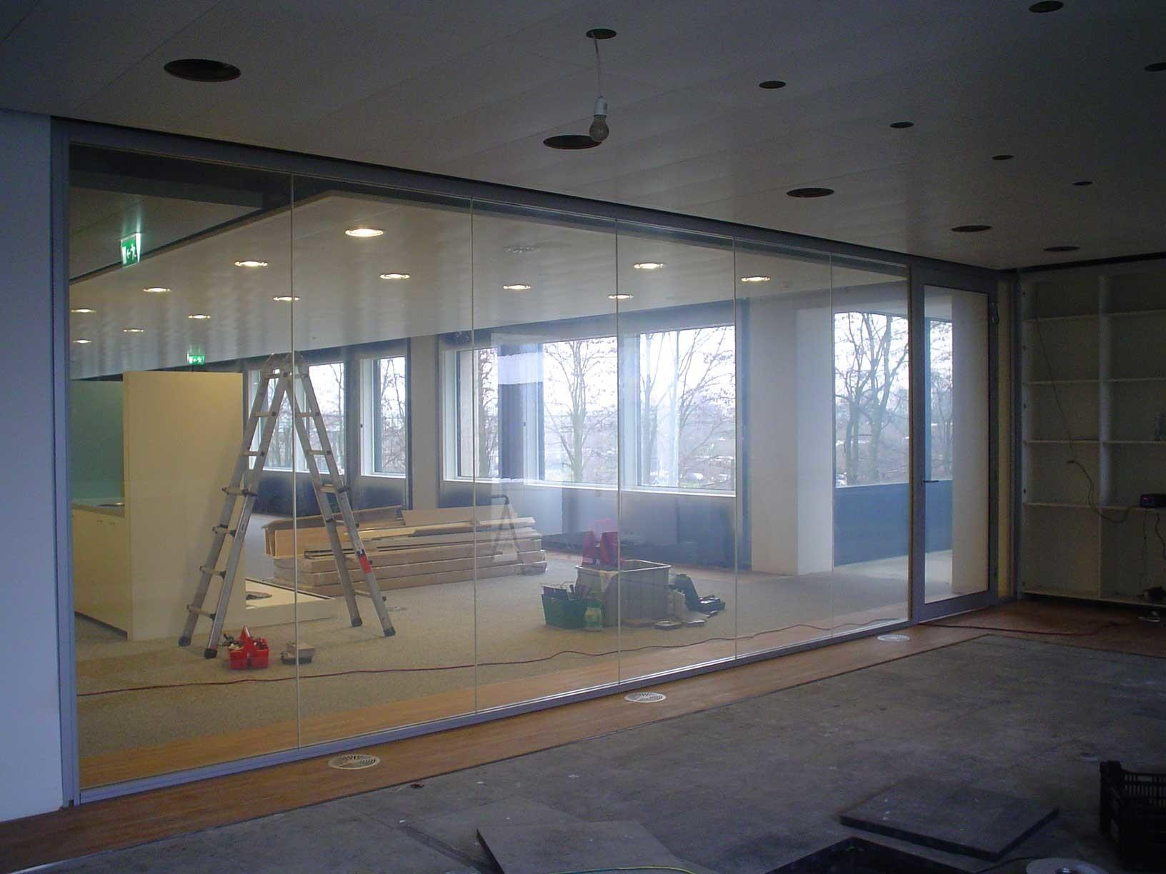 Smartglass Corporate Offices Smart Glas Film