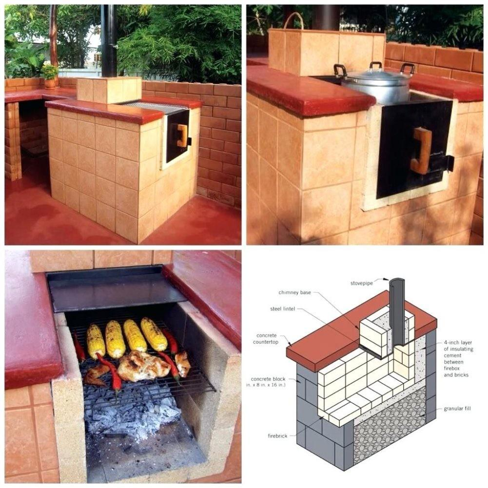 Smokers Window Diy Outdoor Stove Oven Grill