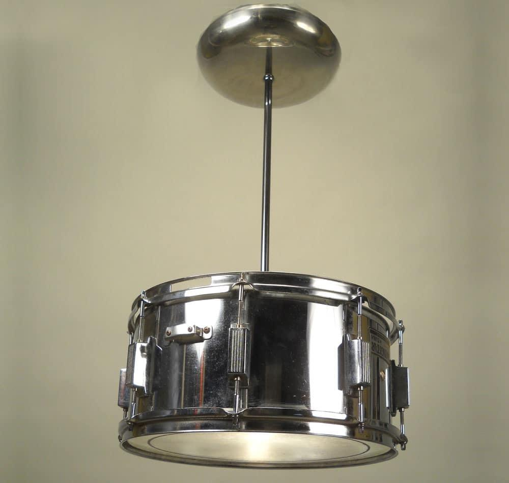 Snare Drum Pendant Lighting Lights