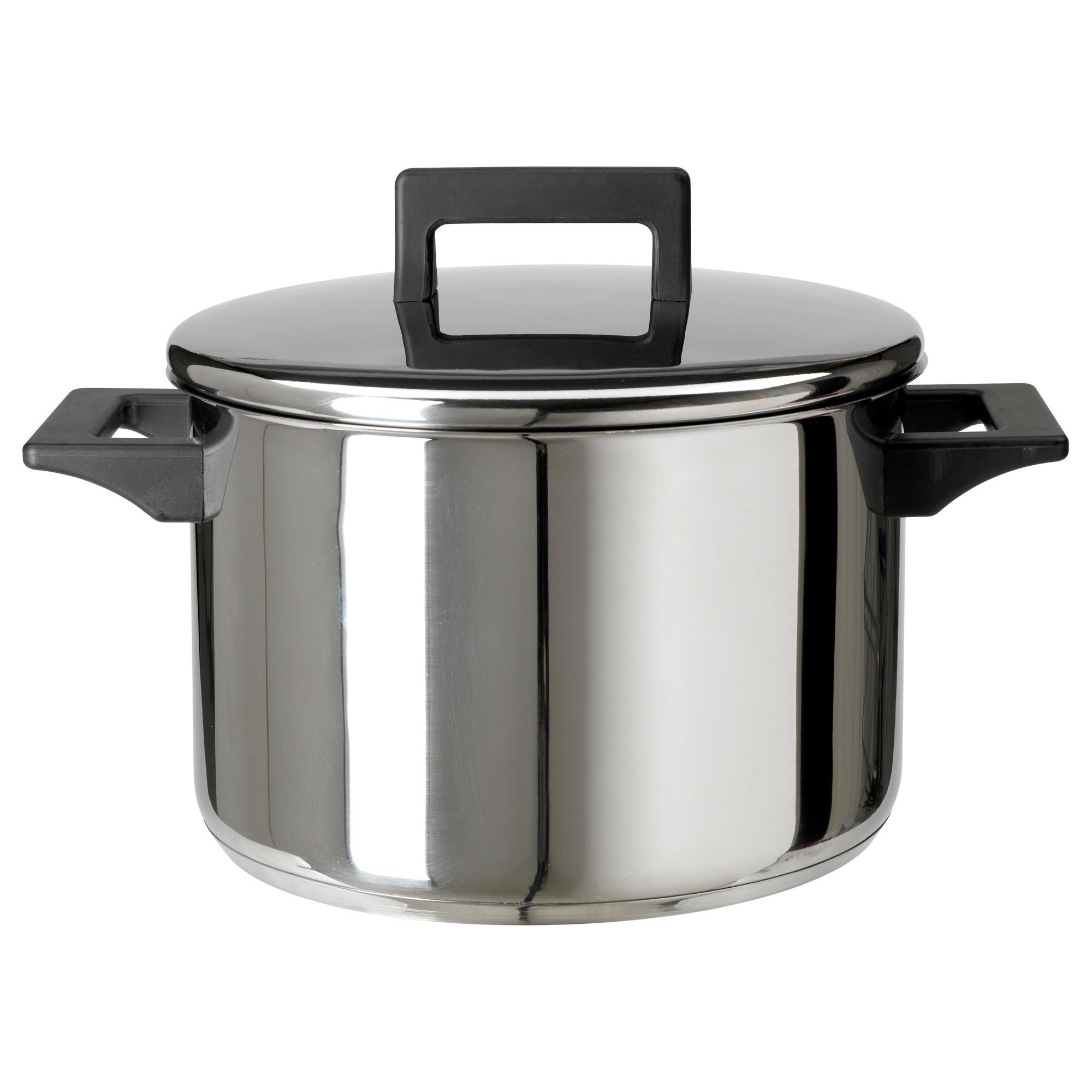 Snitsig Pot Lid Stainless Steel