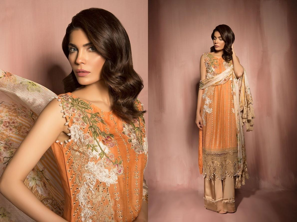 Sobia Nazir Pre Fall Winter Collection 2017 2018 Price