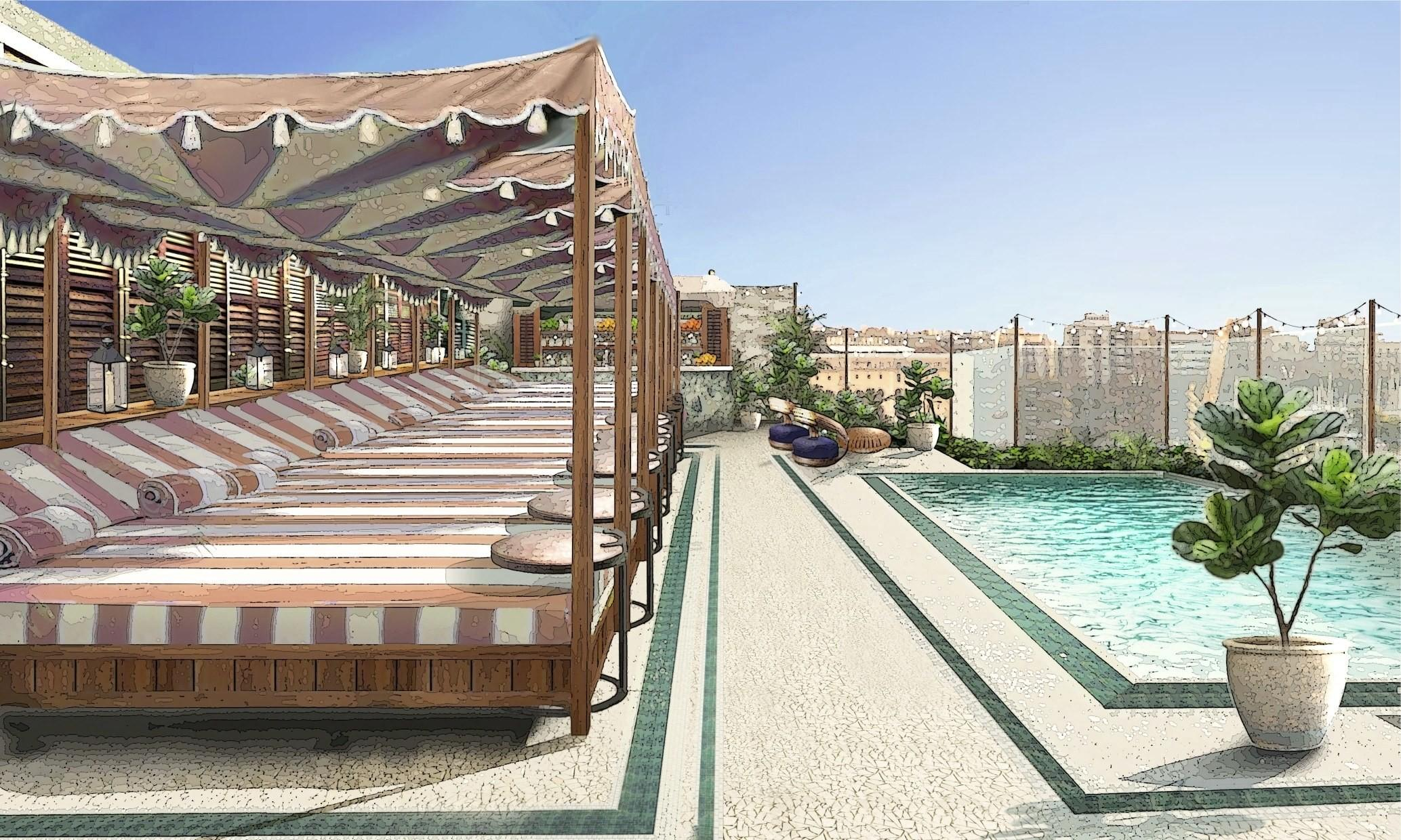Soho House Barcelona Now Taking Reservations Cond