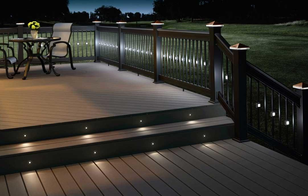 Solar Deck Lighting Enhance Your Comfort Advice