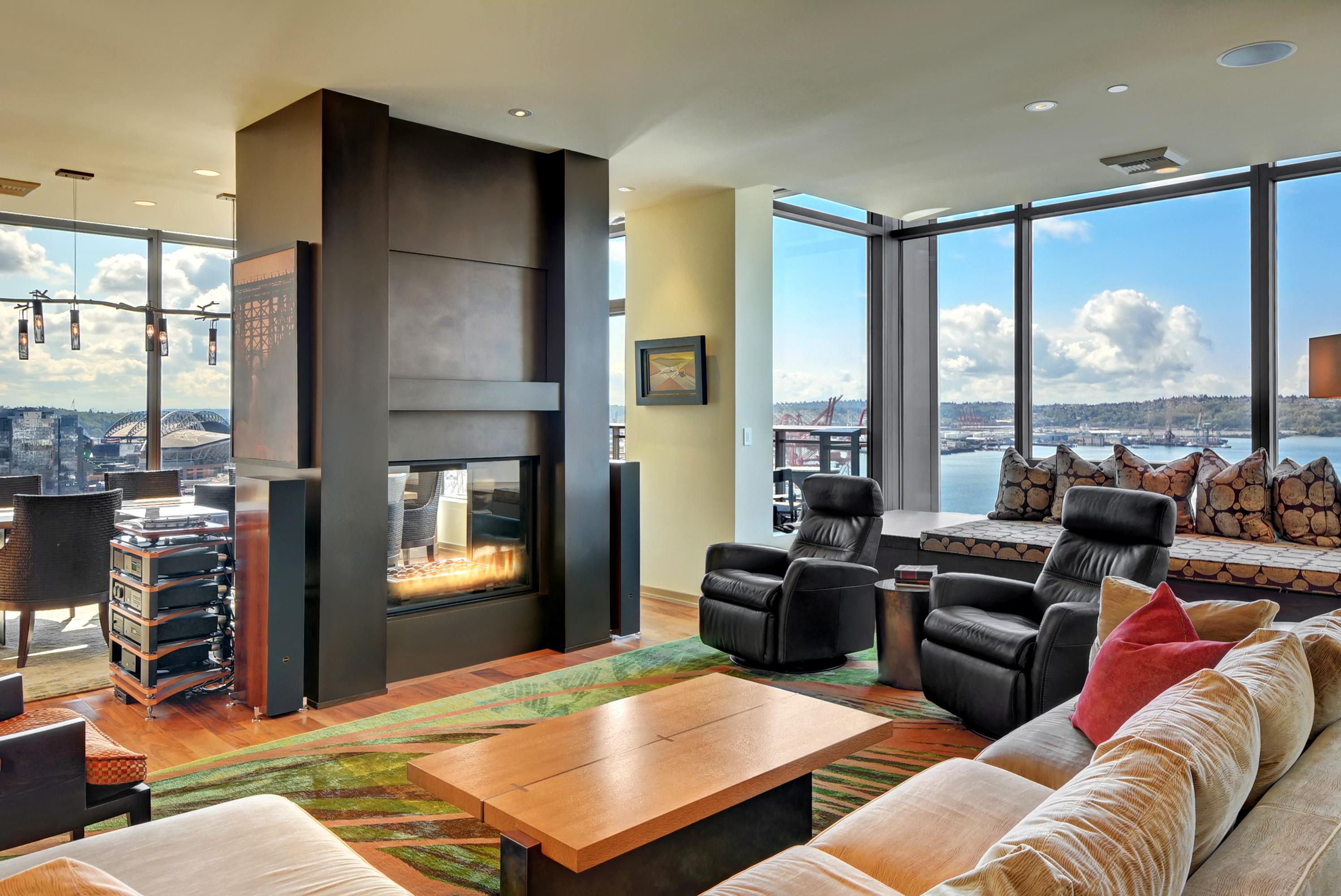 Sold 000 Madison Tower Penthouse Seattle