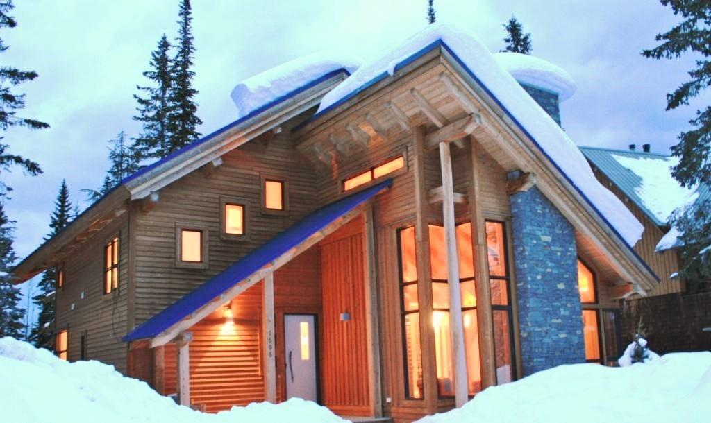 Sold Cozy Modern Ski Out Chalet Purcell Woods