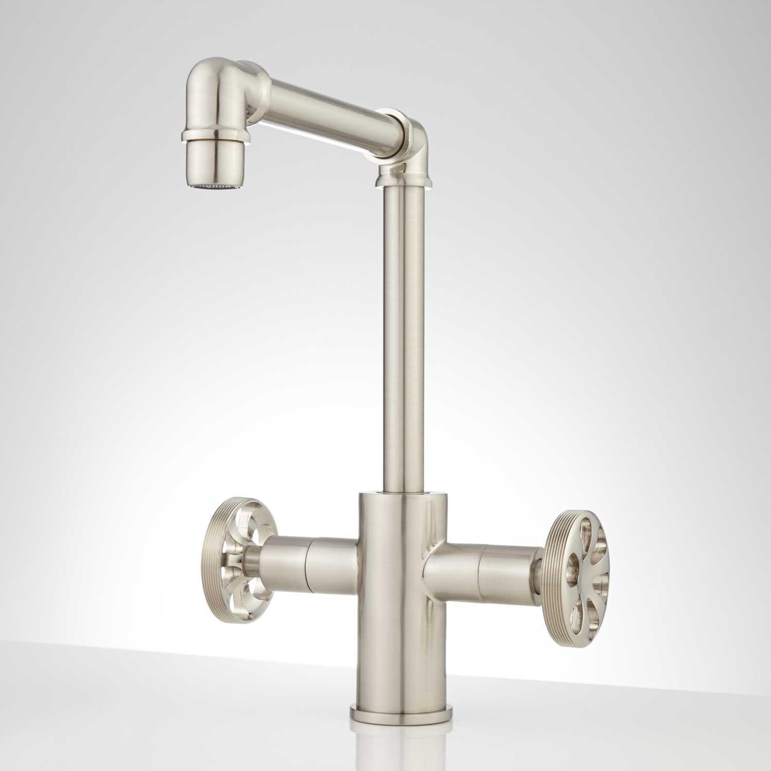 Solid Brass Bath Faucets