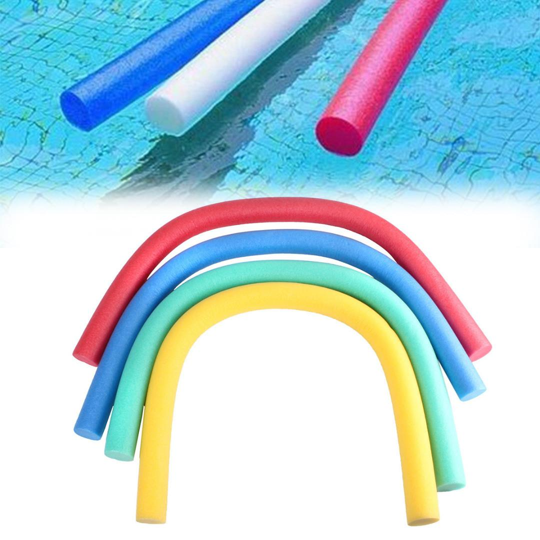 Solid Core Floating Kickboard Swimming Pool Noodle Water