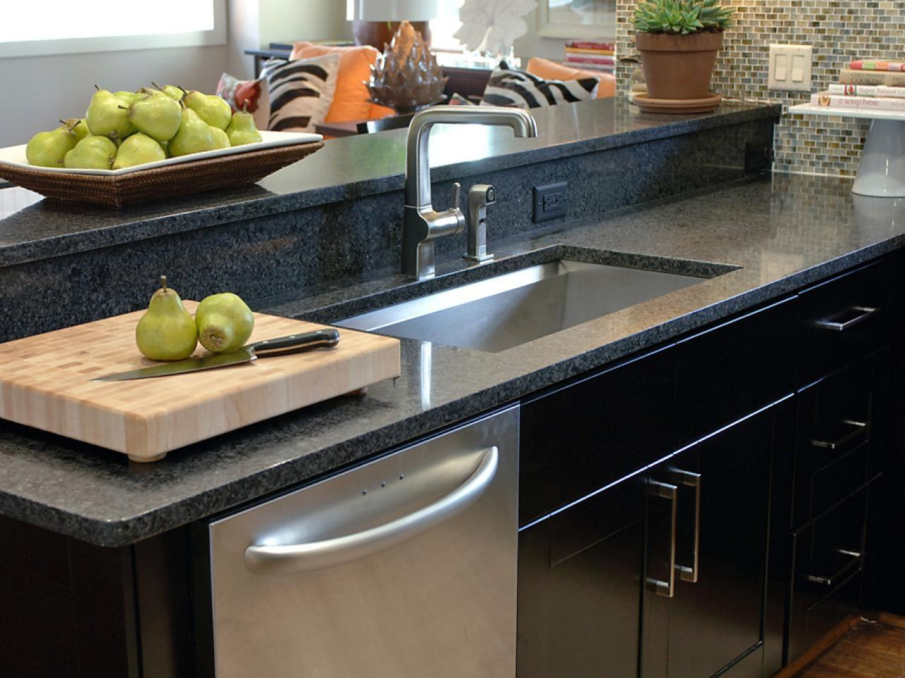 Solid Surface Countertops Ideas