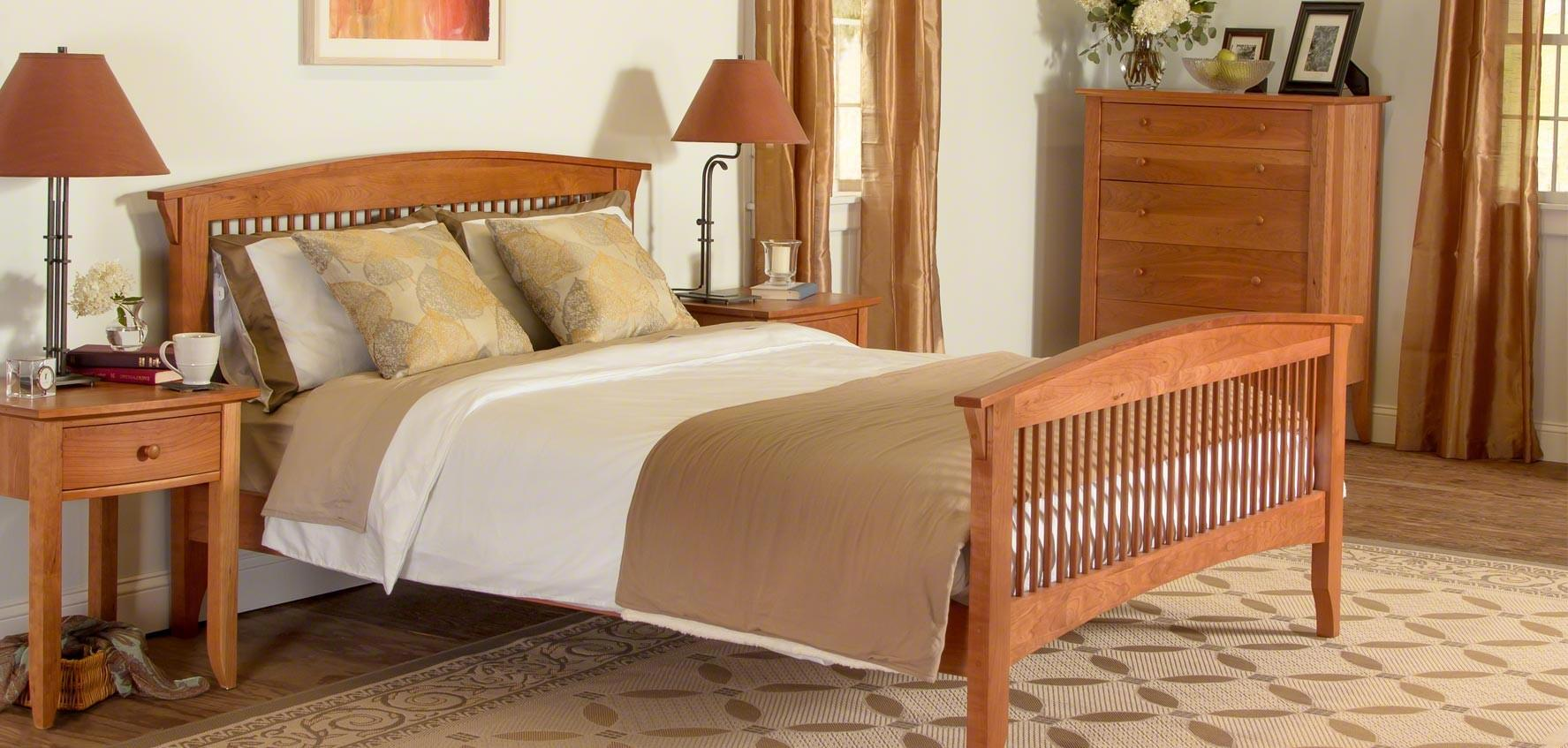 Solid Wood Furniture Shop Collection Vermont Woods