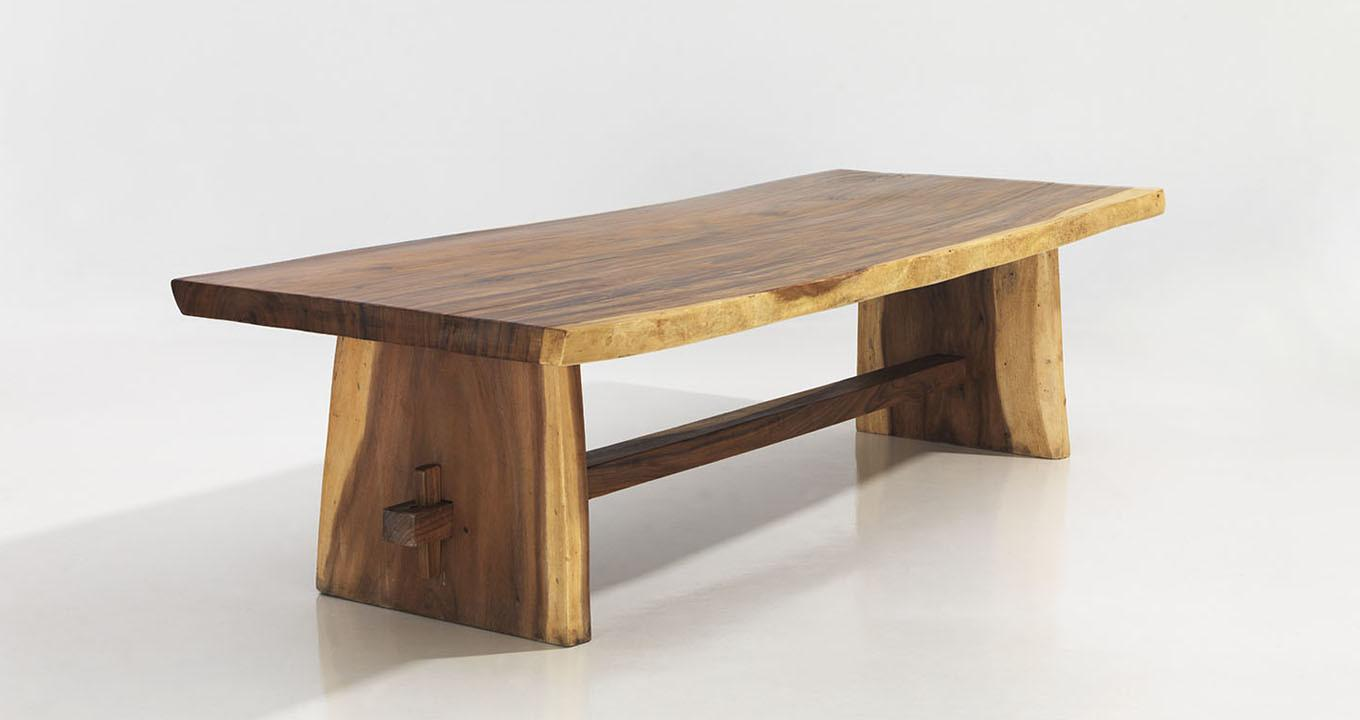 Solid Wood Suar Dining Table Range Sizes Available