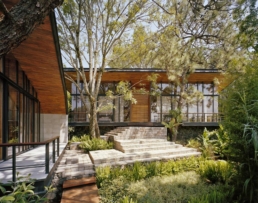 Solitary House Woods Parque Humano Home