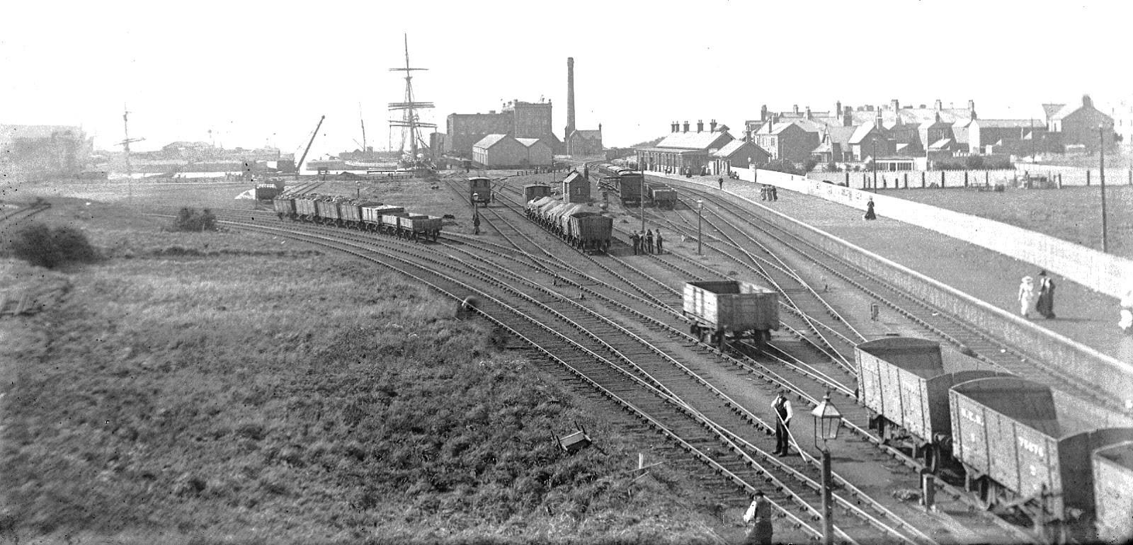 Solway Past Present Silloth Line