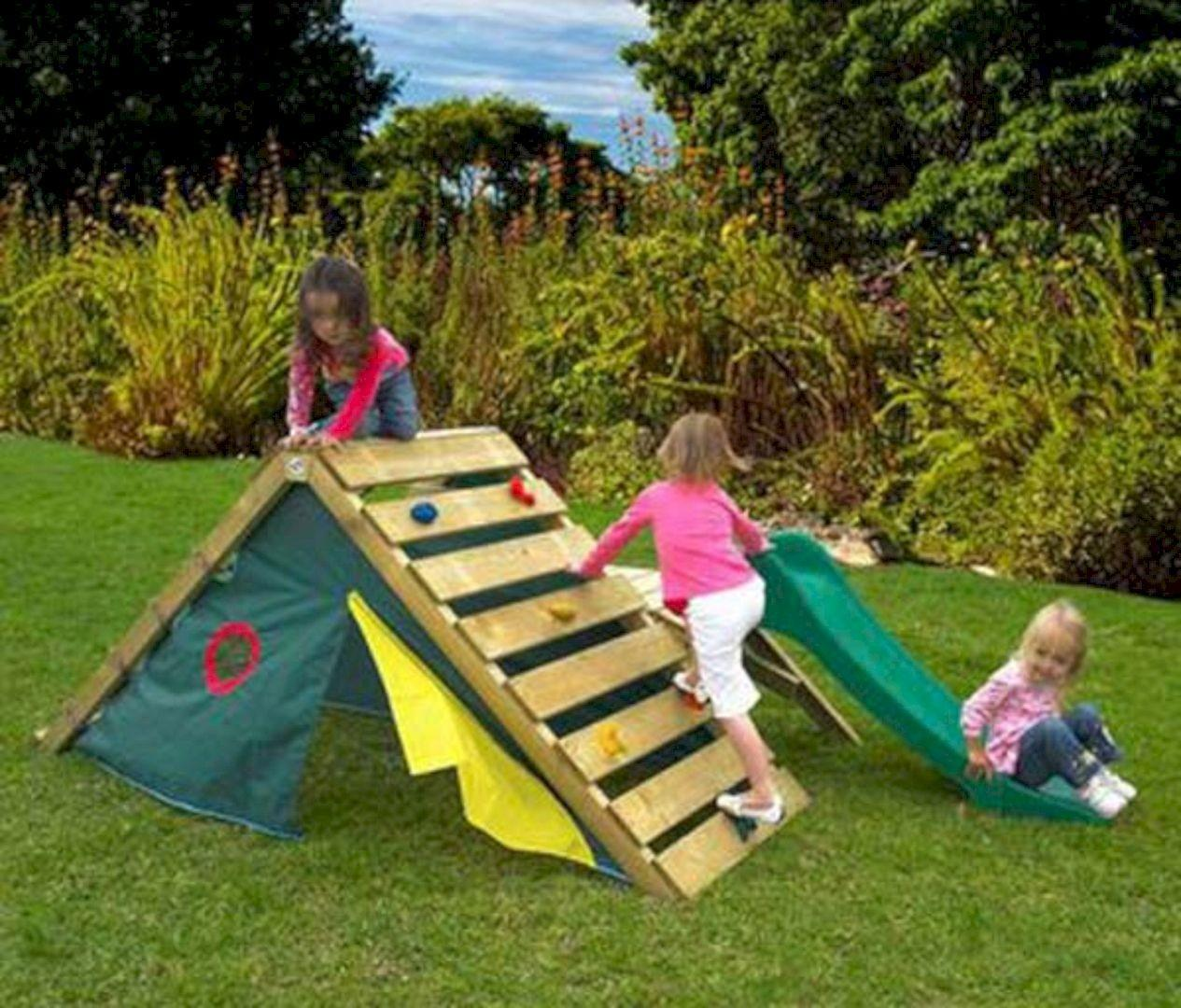 Some Nice Diy Kids Playground Ideas Your Backyard