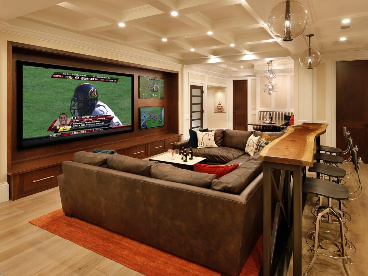 Some Theater Room Ideas Have Try Immediately