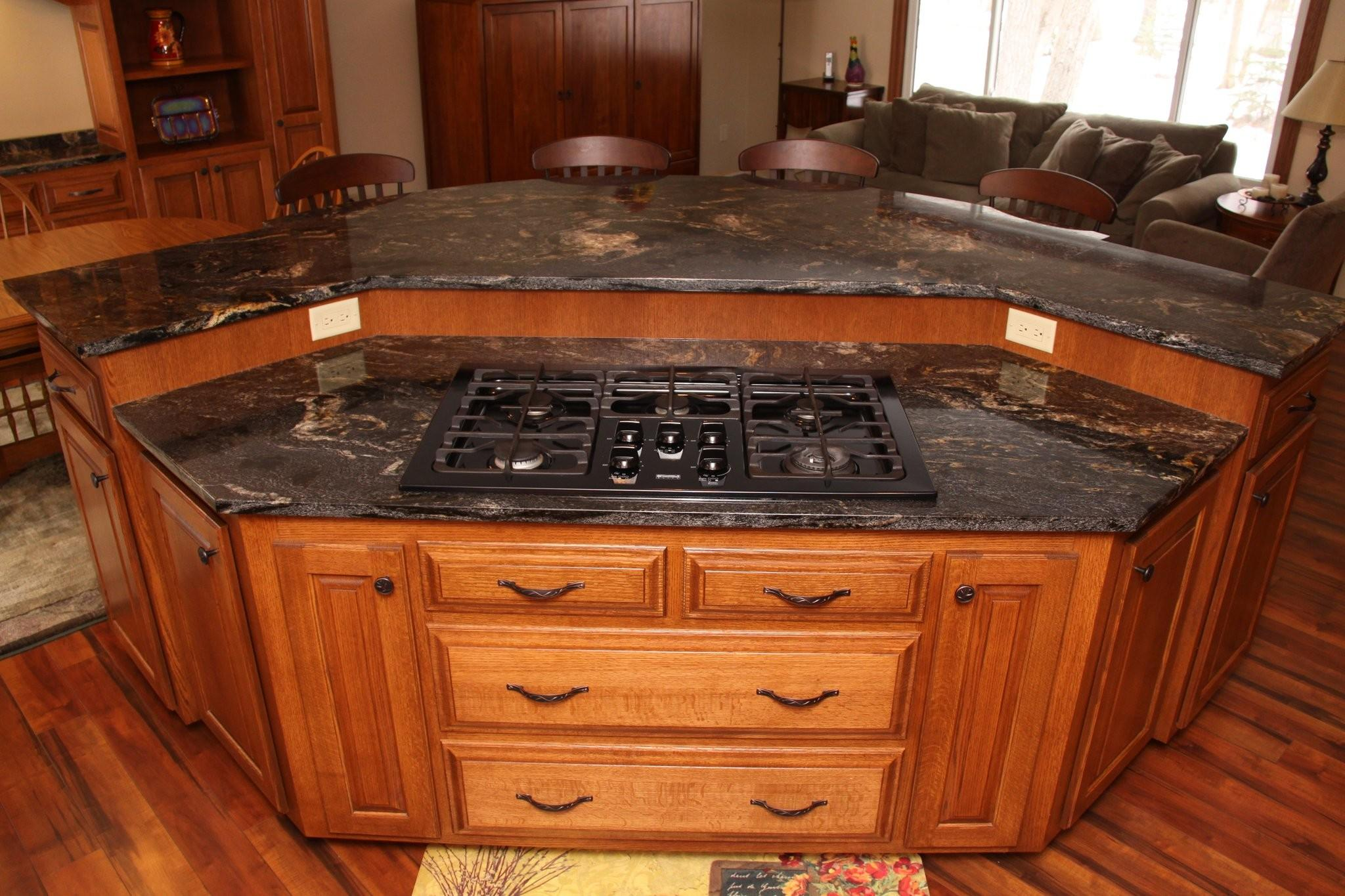 Some Tips Custom Kitchen Island Ideas Midcityeast