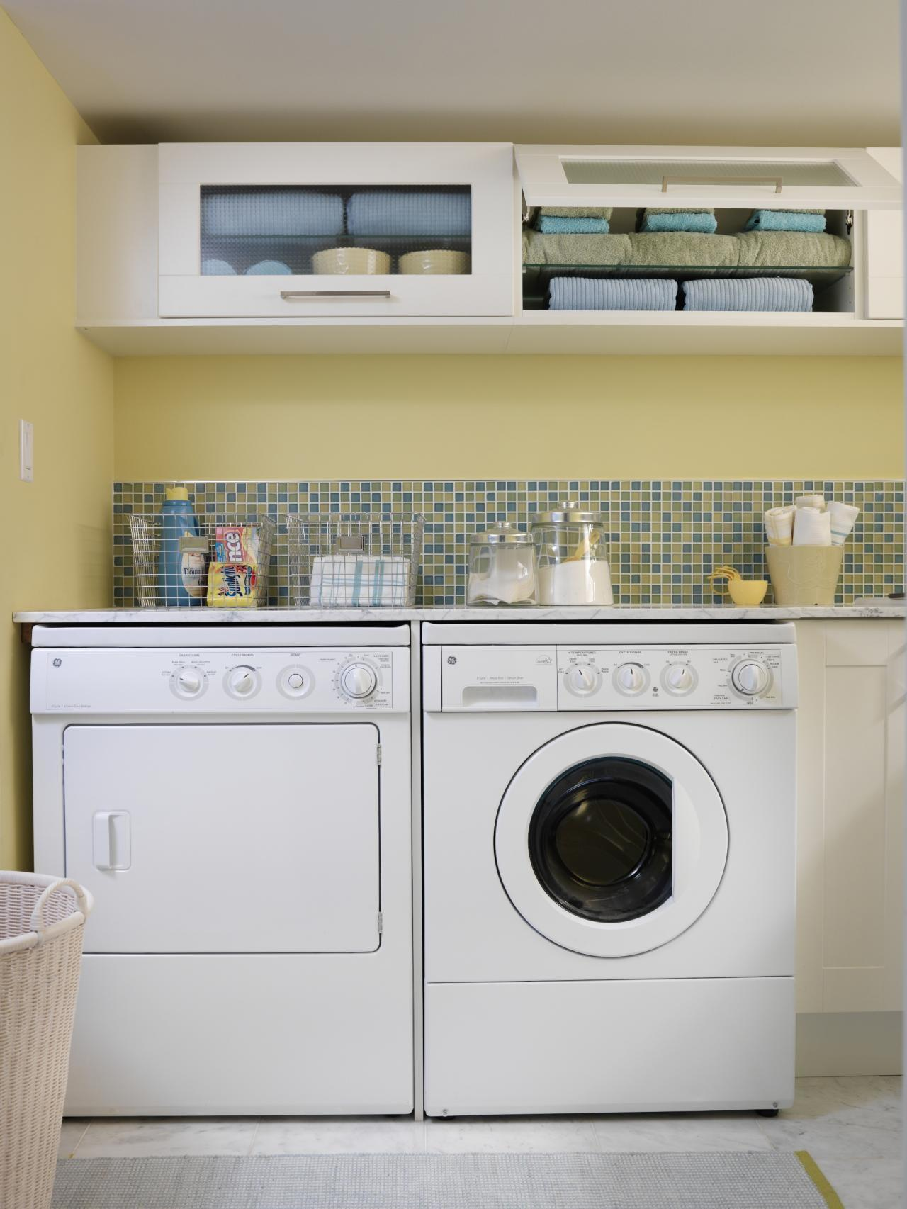Some Tips Organizing Laundry Room Ideas
