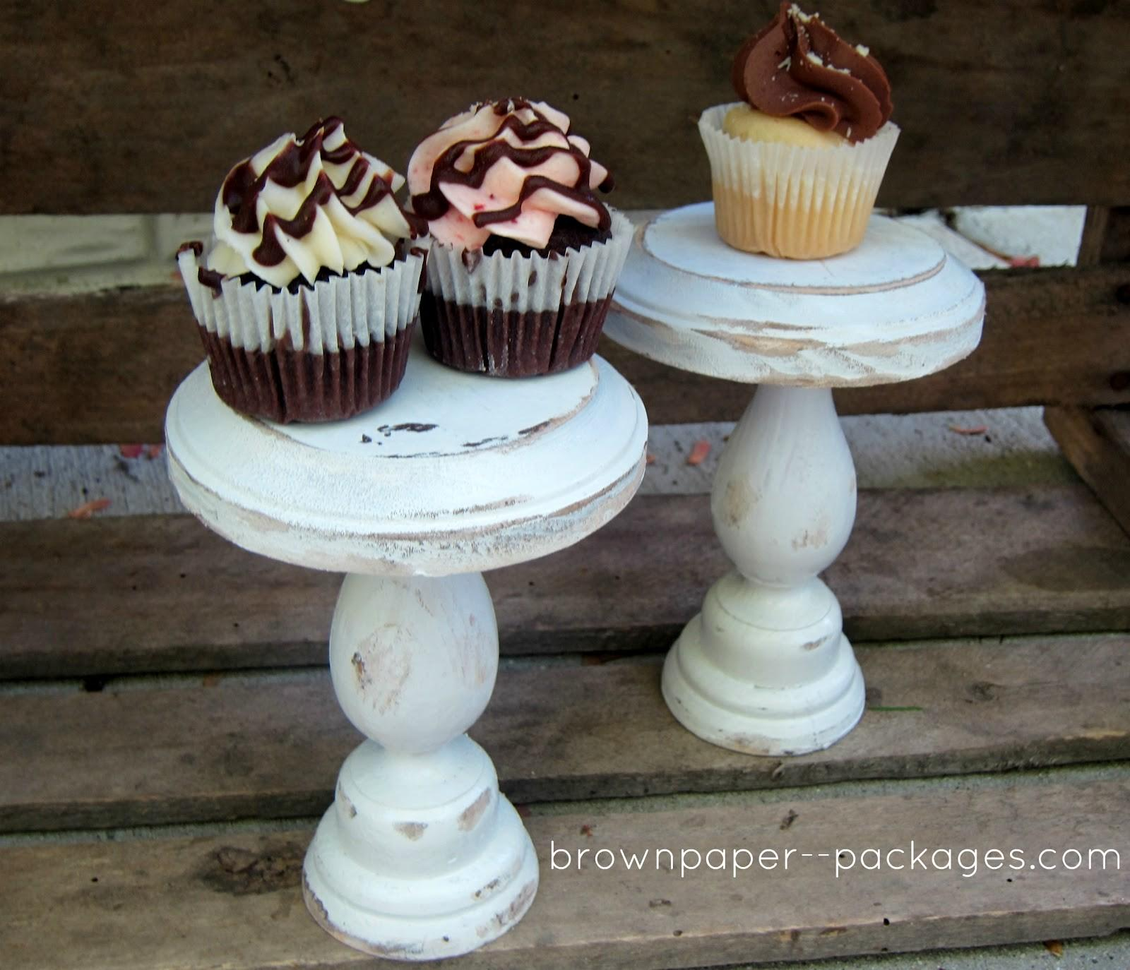 Someday Crafts Diy Cupcake Stands