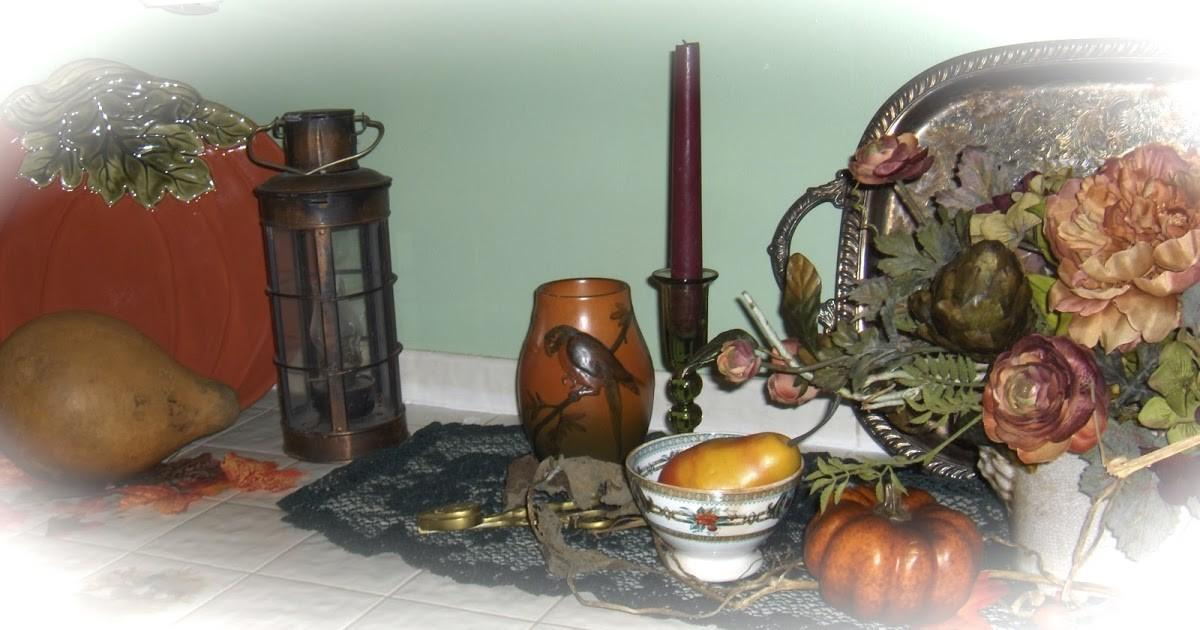 Somethings Old New Green Redo Heirlooms Antiques