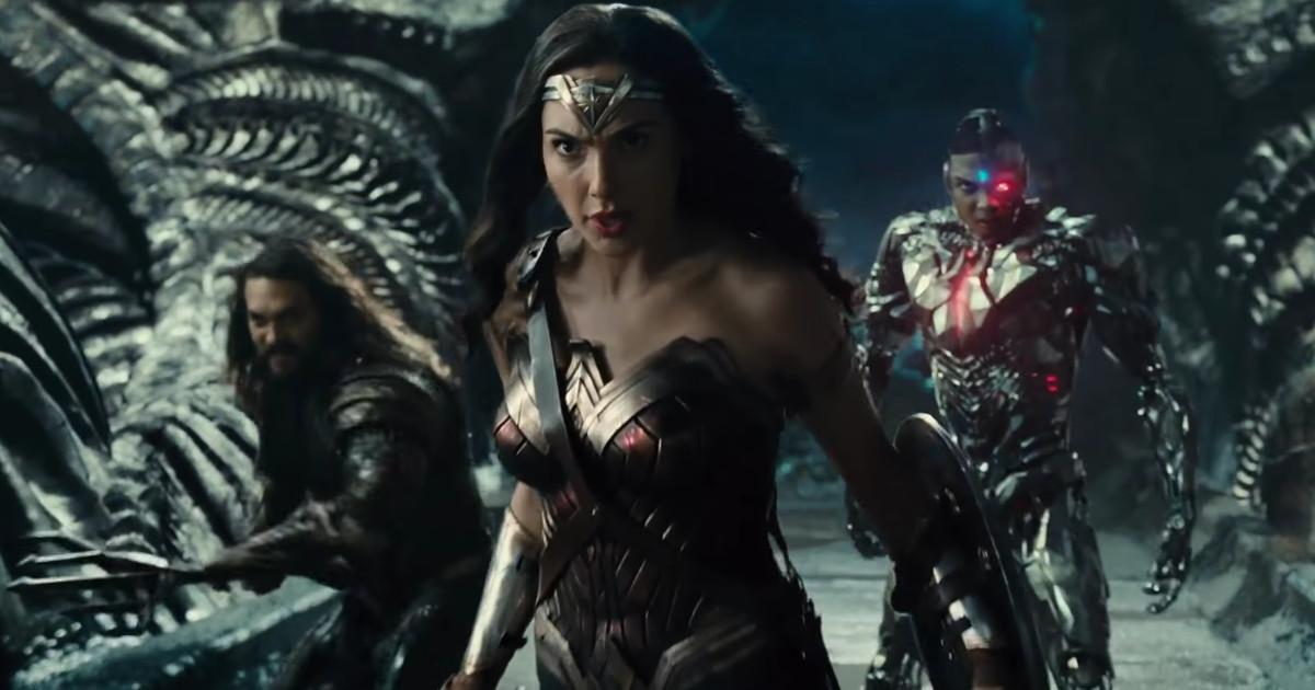 Song New Justice League Trailer