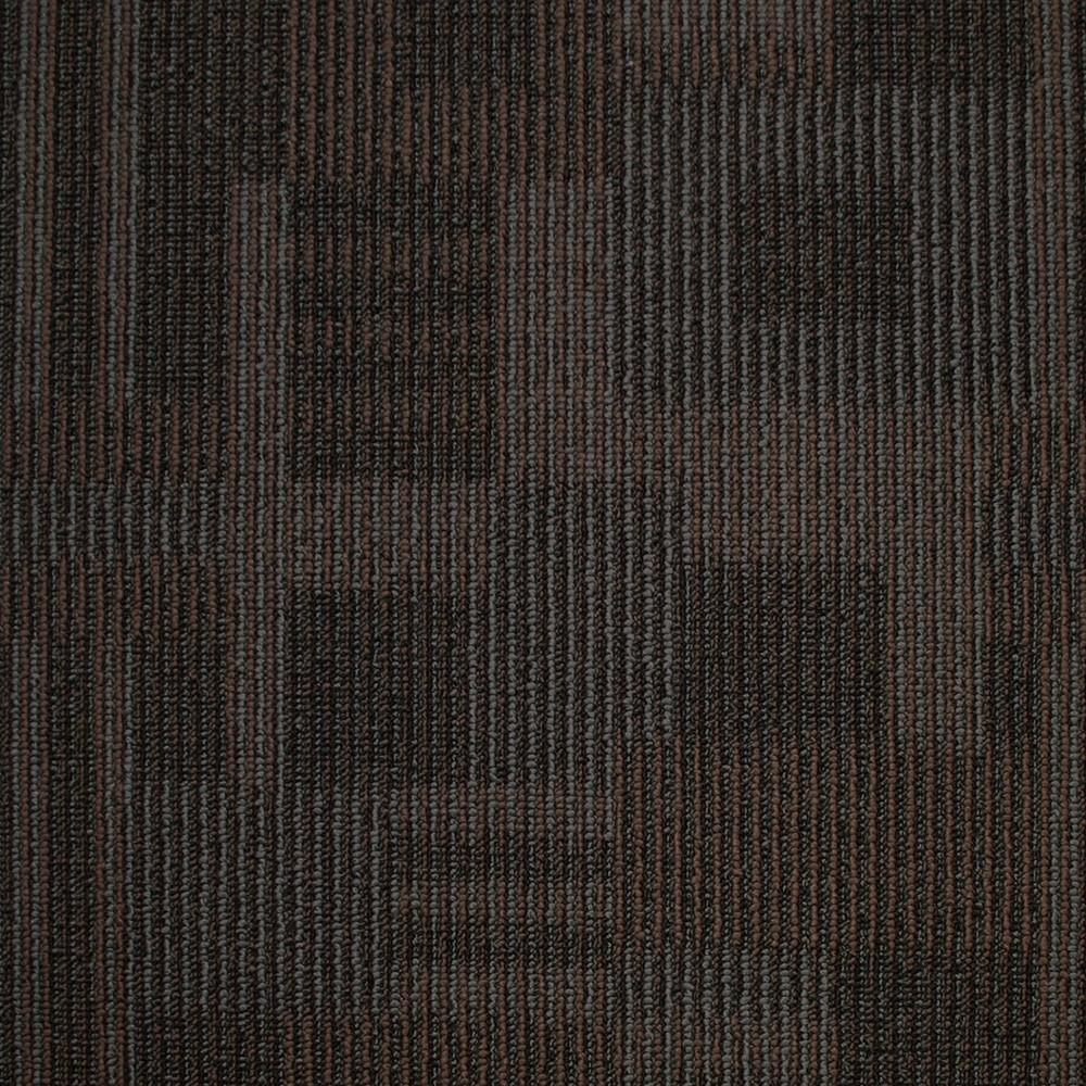 Sonora Modular Carpet Tile Euro Collection Midnight Oil