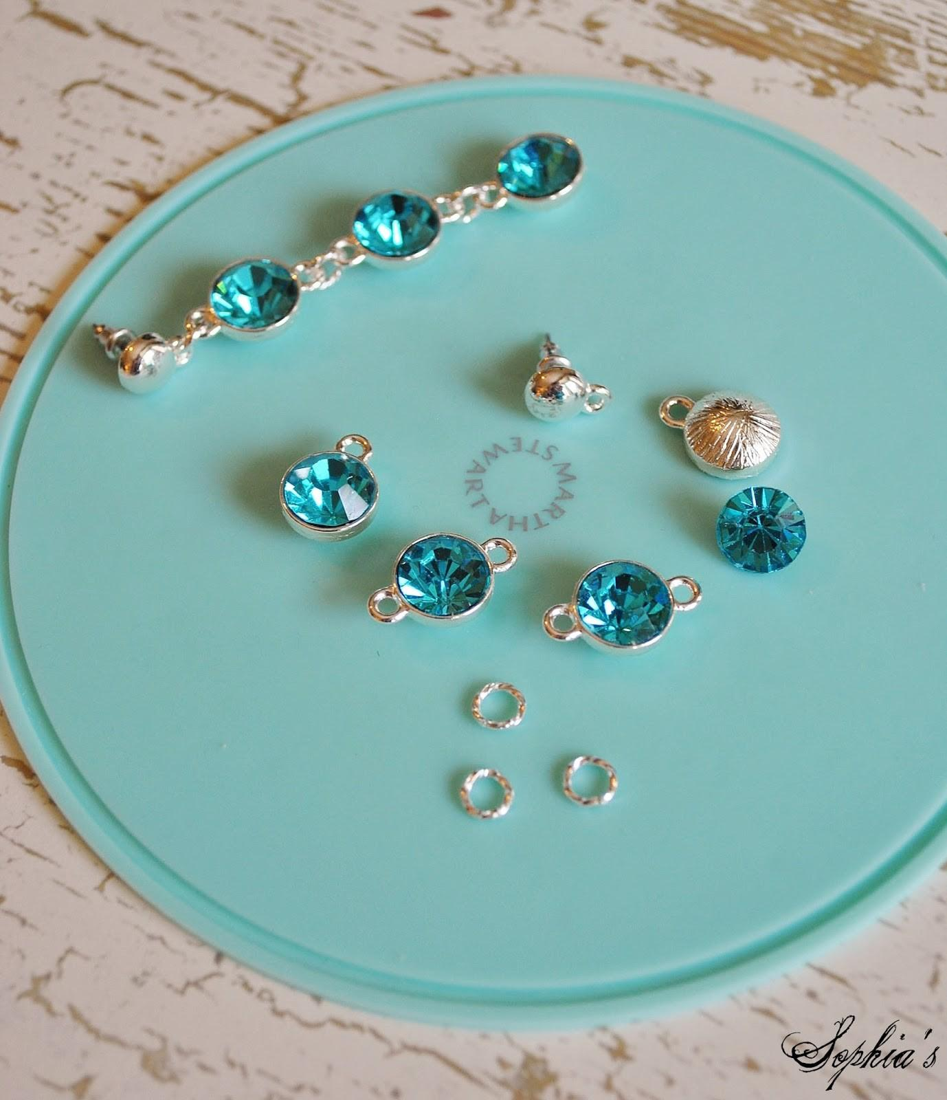 Sophia Beach Inspired Bling Martha Stewart Jewelry