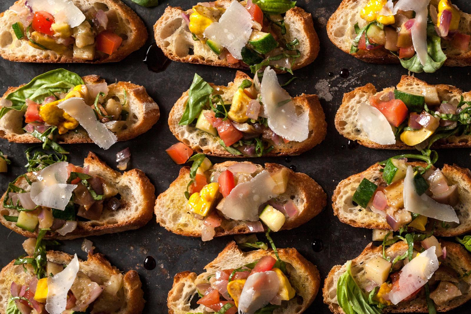 Sophisticated But Simple Summer Appetizer Recipes