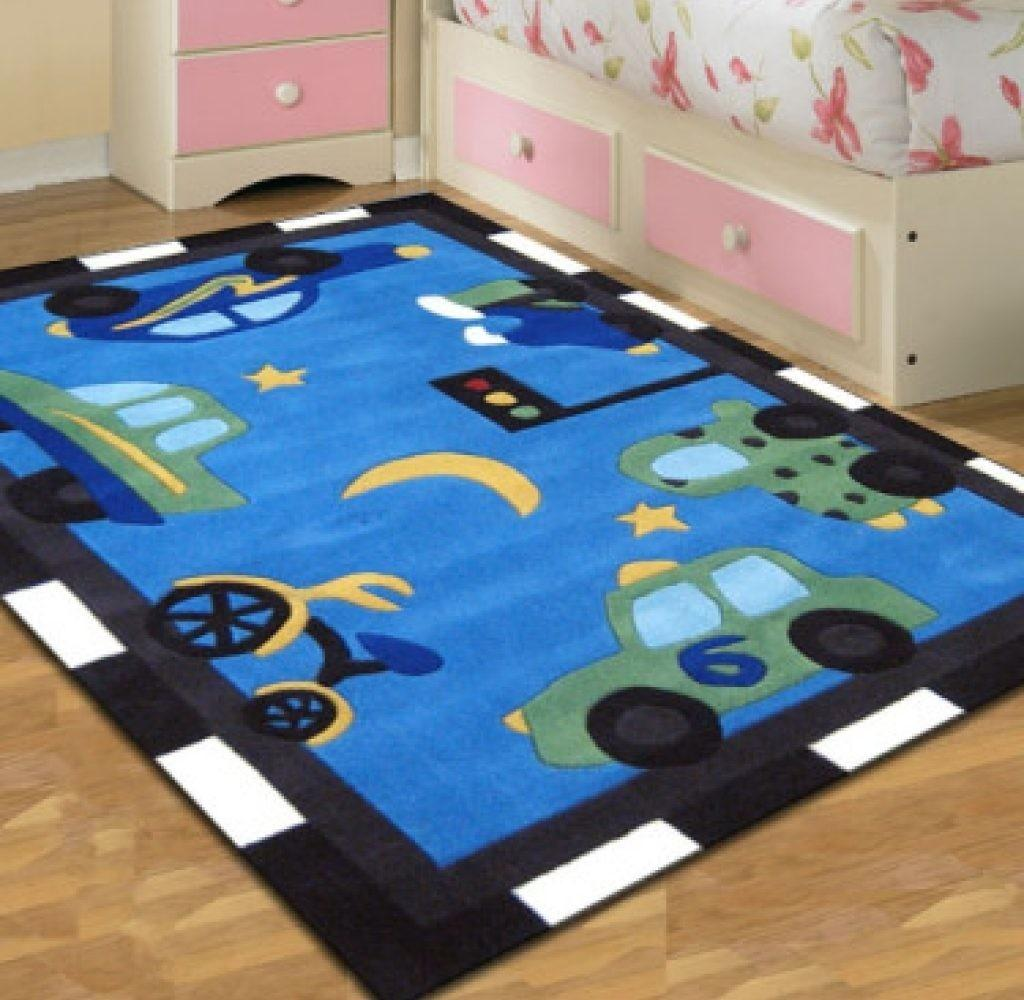 Sophisticated Kids Girls Room Area Rugs