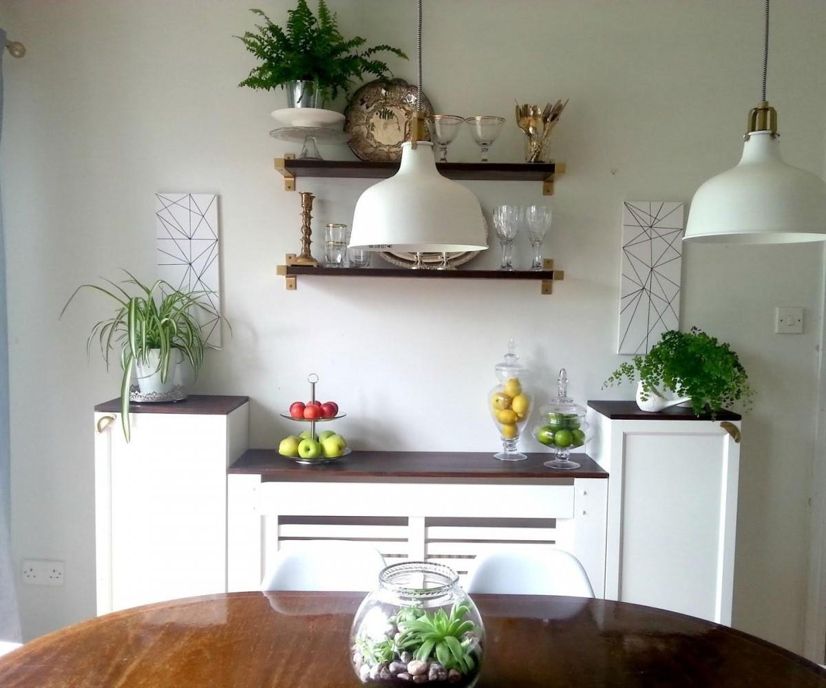 Sophisticated Kitchen Small Storage Ideas