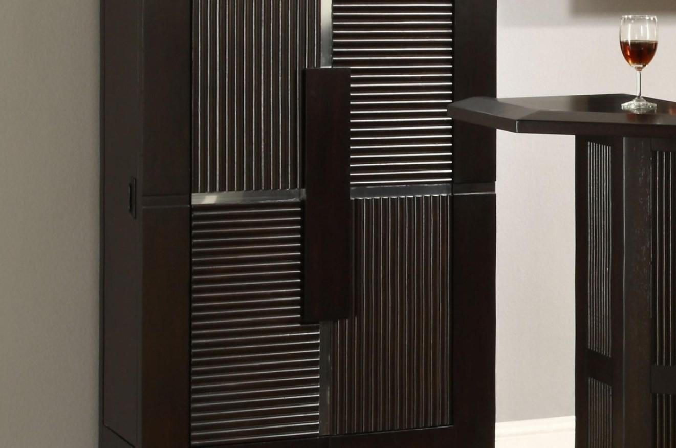 Sophisticated Wine Rack Cabinet Plans Kitchen Wall