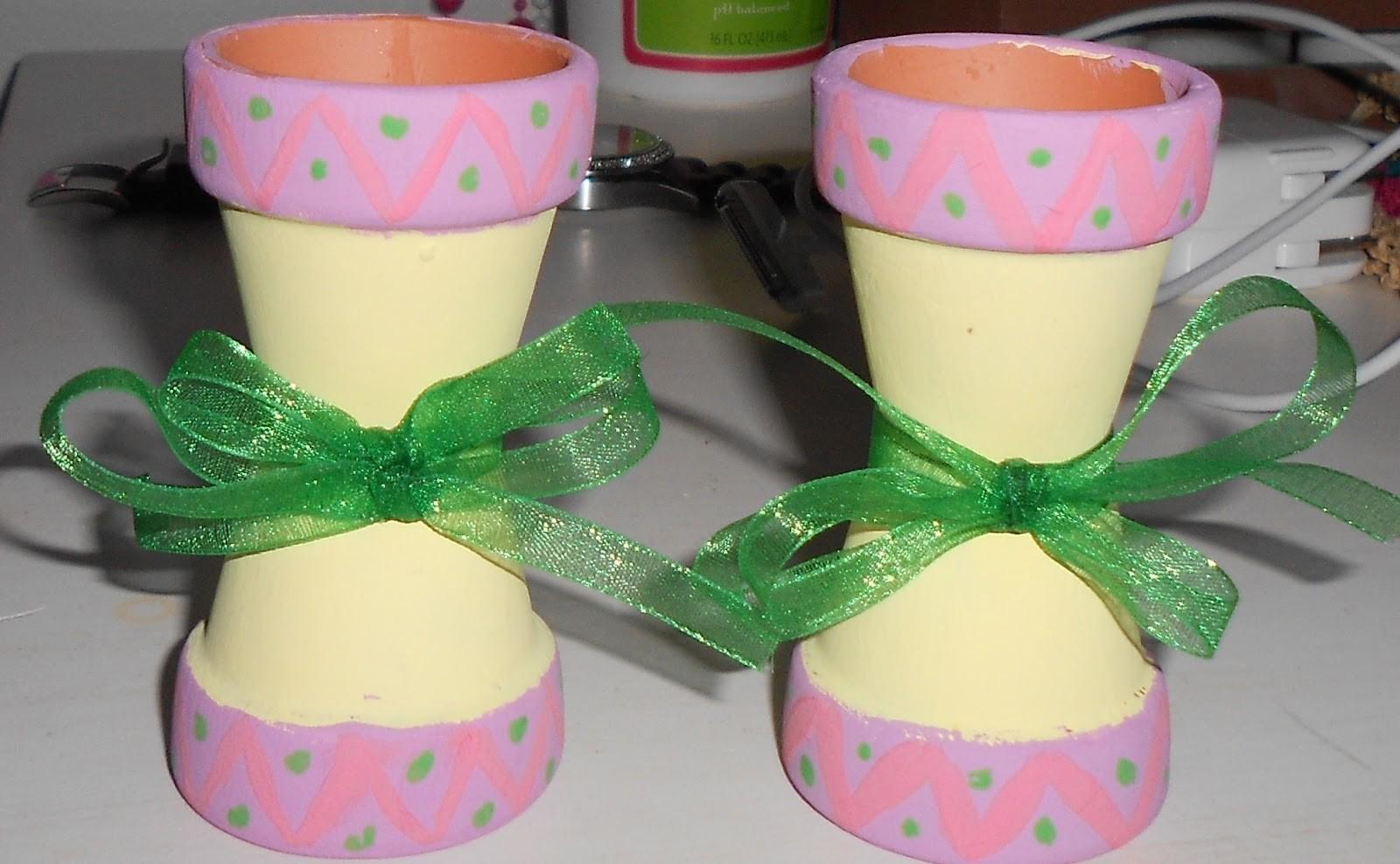 Soup Every Girl Soul Diy Easter Candle Holders