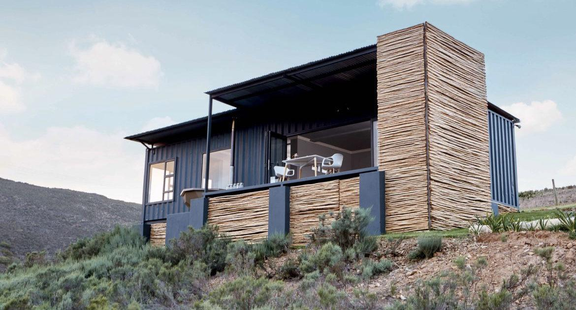 South African Tiny Home Eco Retreat Two
