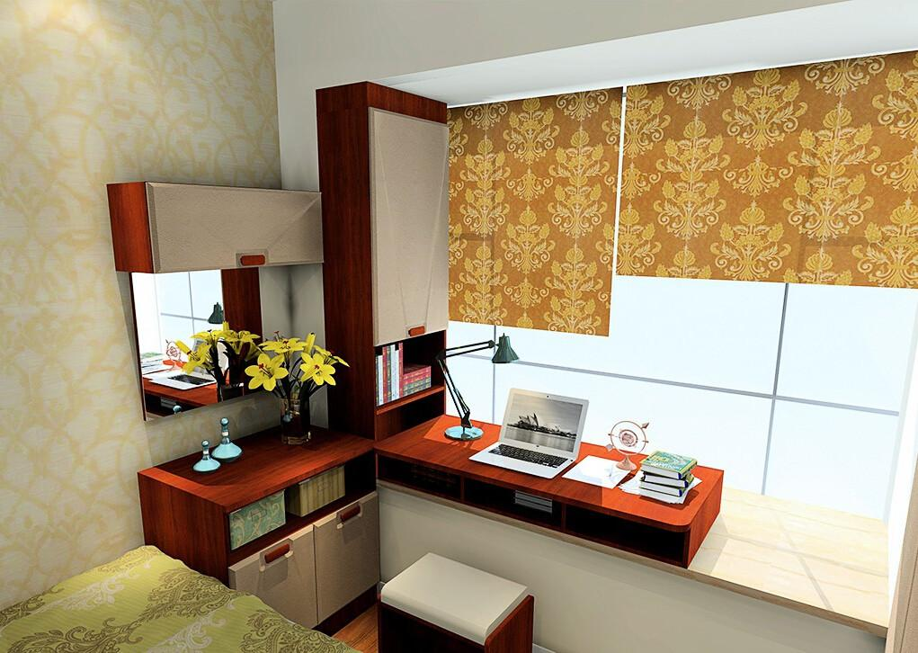 South Korea Bedroom Furniture Windowsill Interior Design