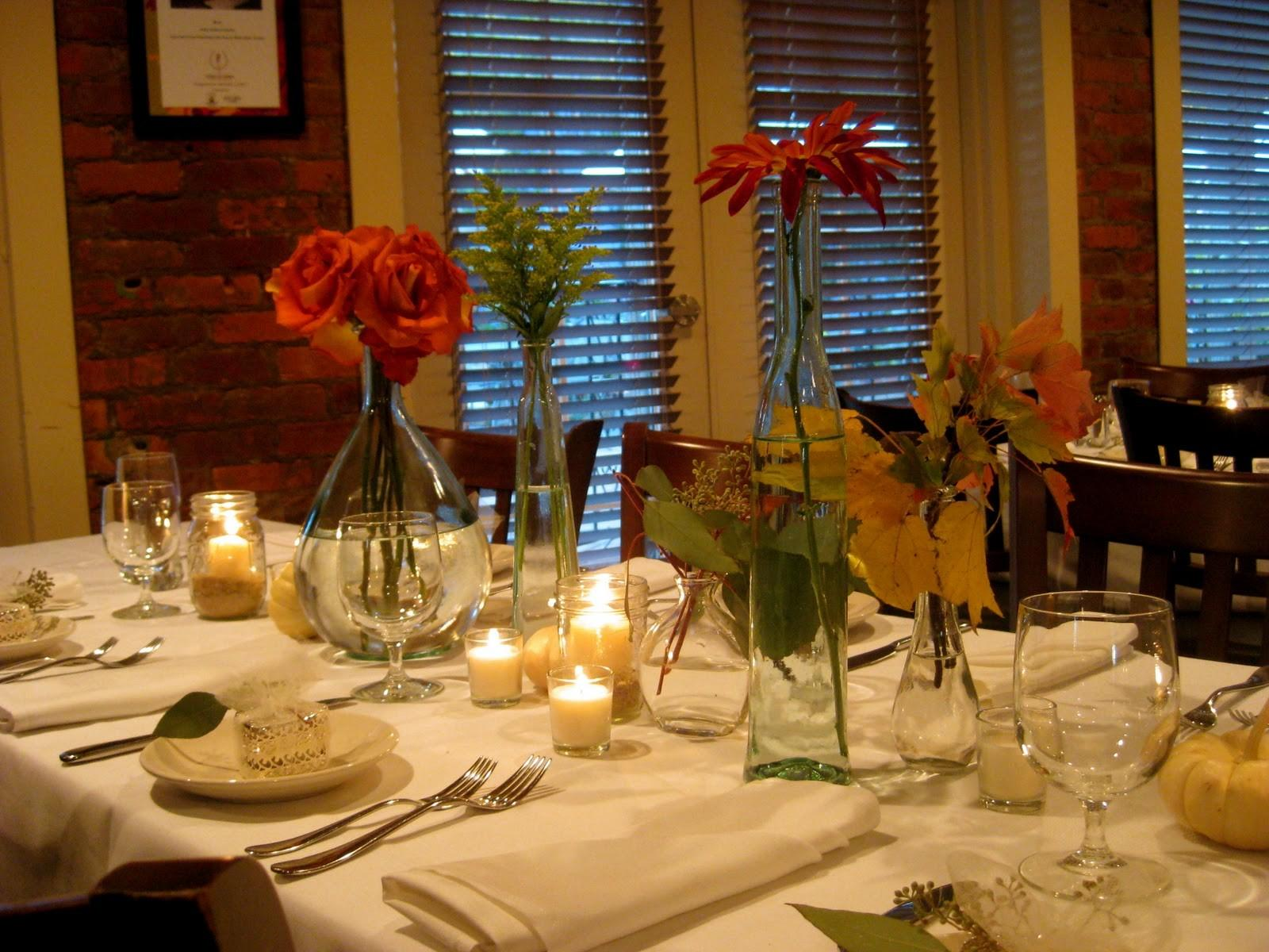 Southern Design Decorate Your Thanksgiving Table