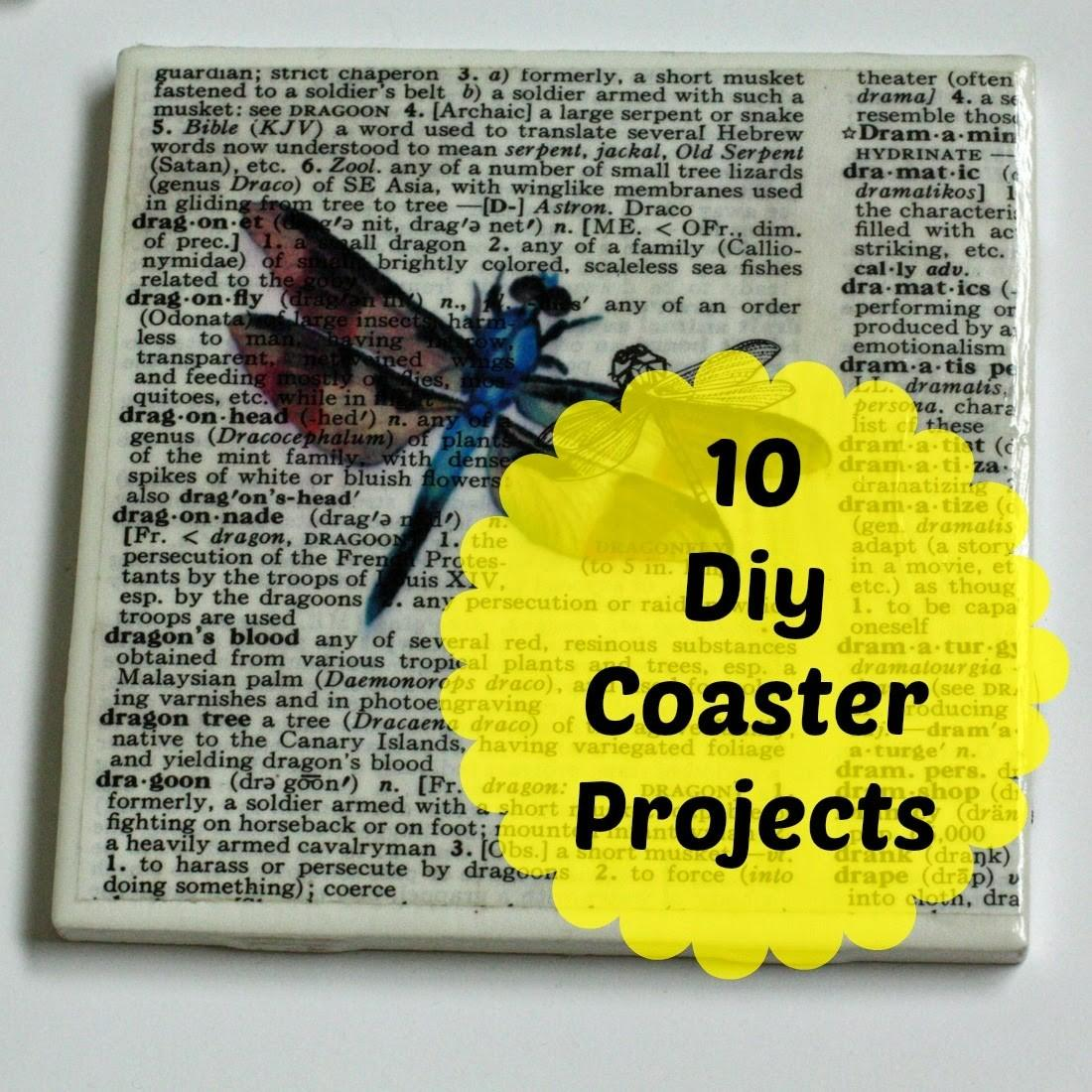 Southern Scraps Diy Coaster Projects