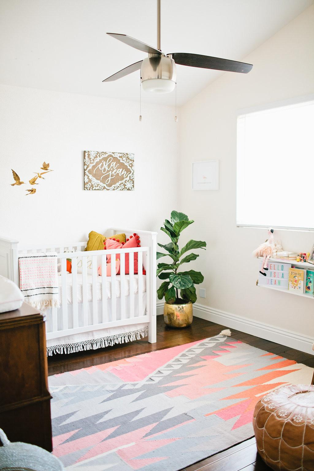 Southwestern Nursery Decor Project