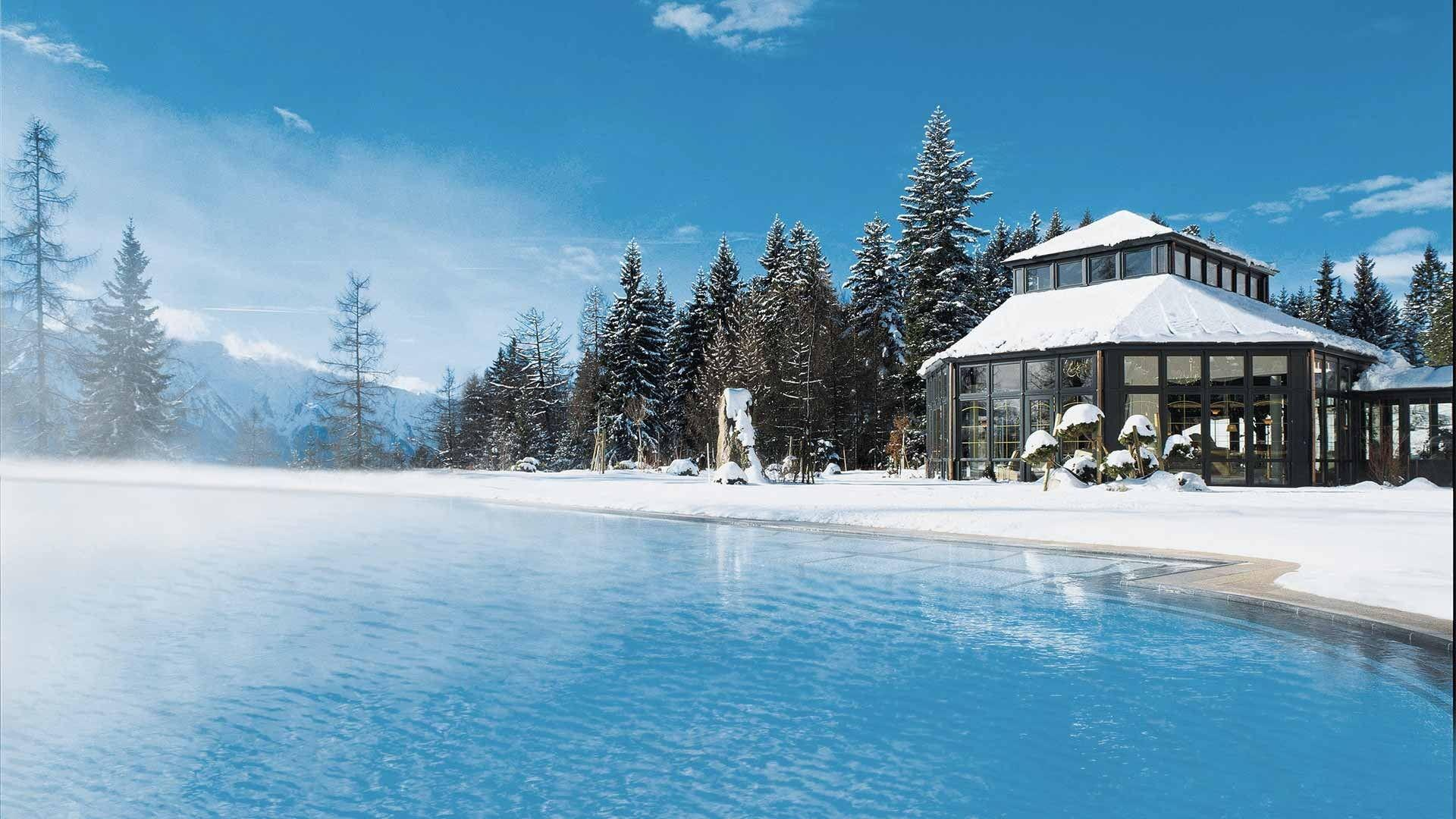 Spa Hotels Austria Here Most Blissful