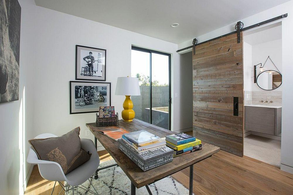 Space Savers Work Home Offices Sliding Barn
