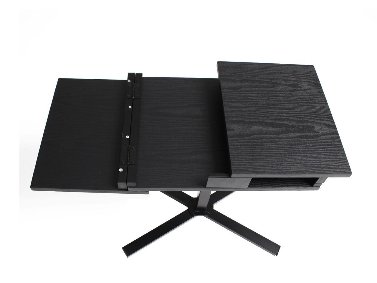 Space Saving Bedside Adjustable Laptop Desk Table Food