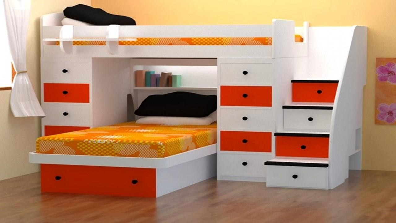 Space Saving Bunk Beds Small Rooms Affordable Bedding