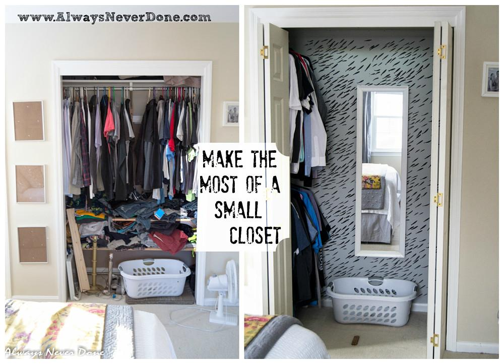 Space Saving Closet Transformations Hometalk