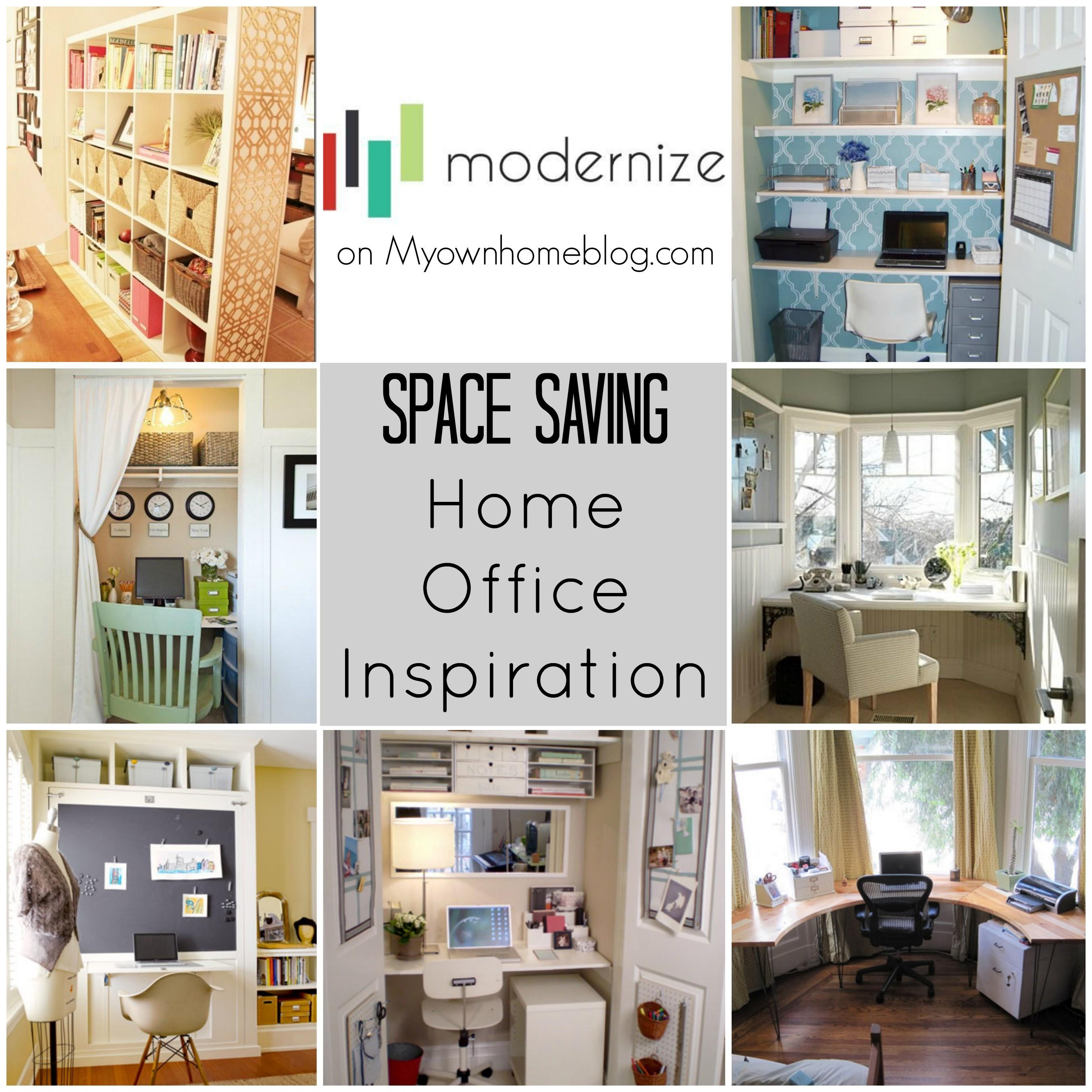 Space Saving Home Office Inspiration Offices