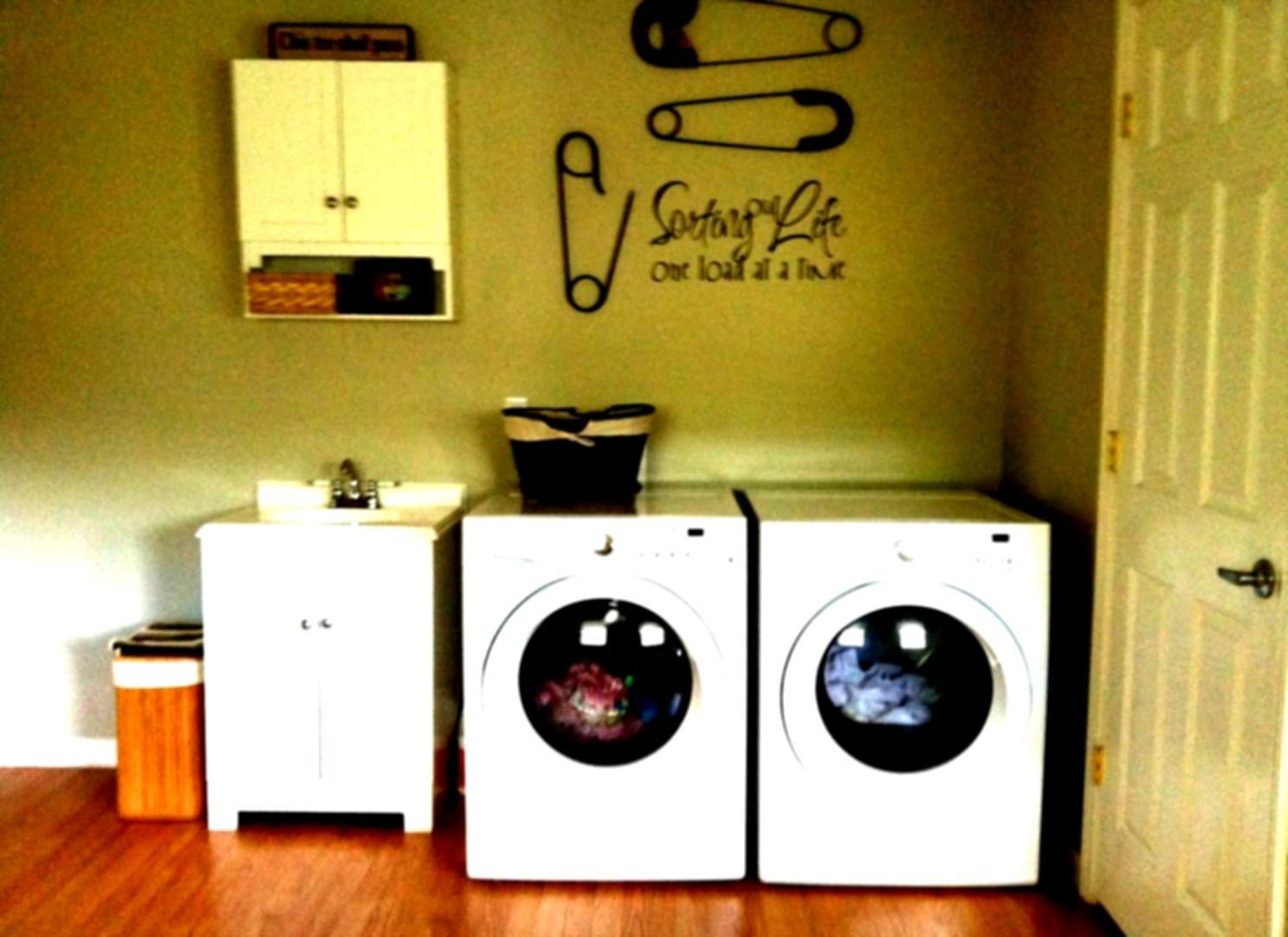 Space Saving Multipurpose Laundry Rooms Small Room