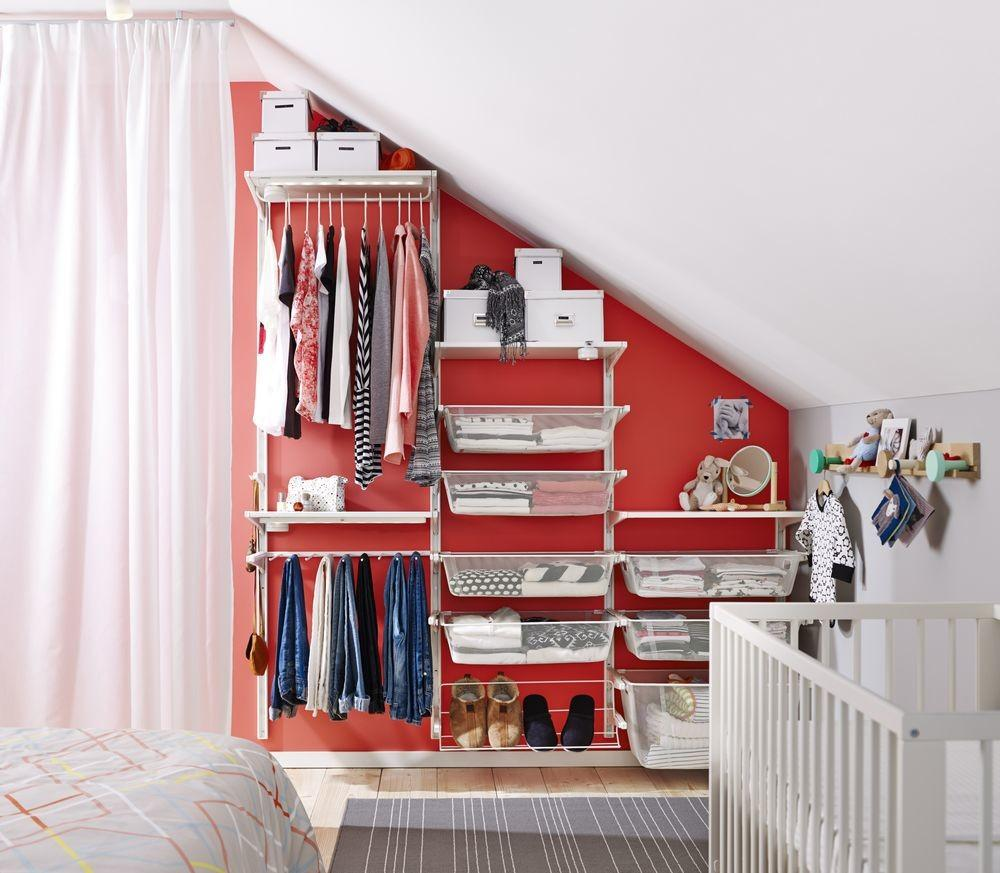 Space Saving Solutions Storage Ideas Your Attic