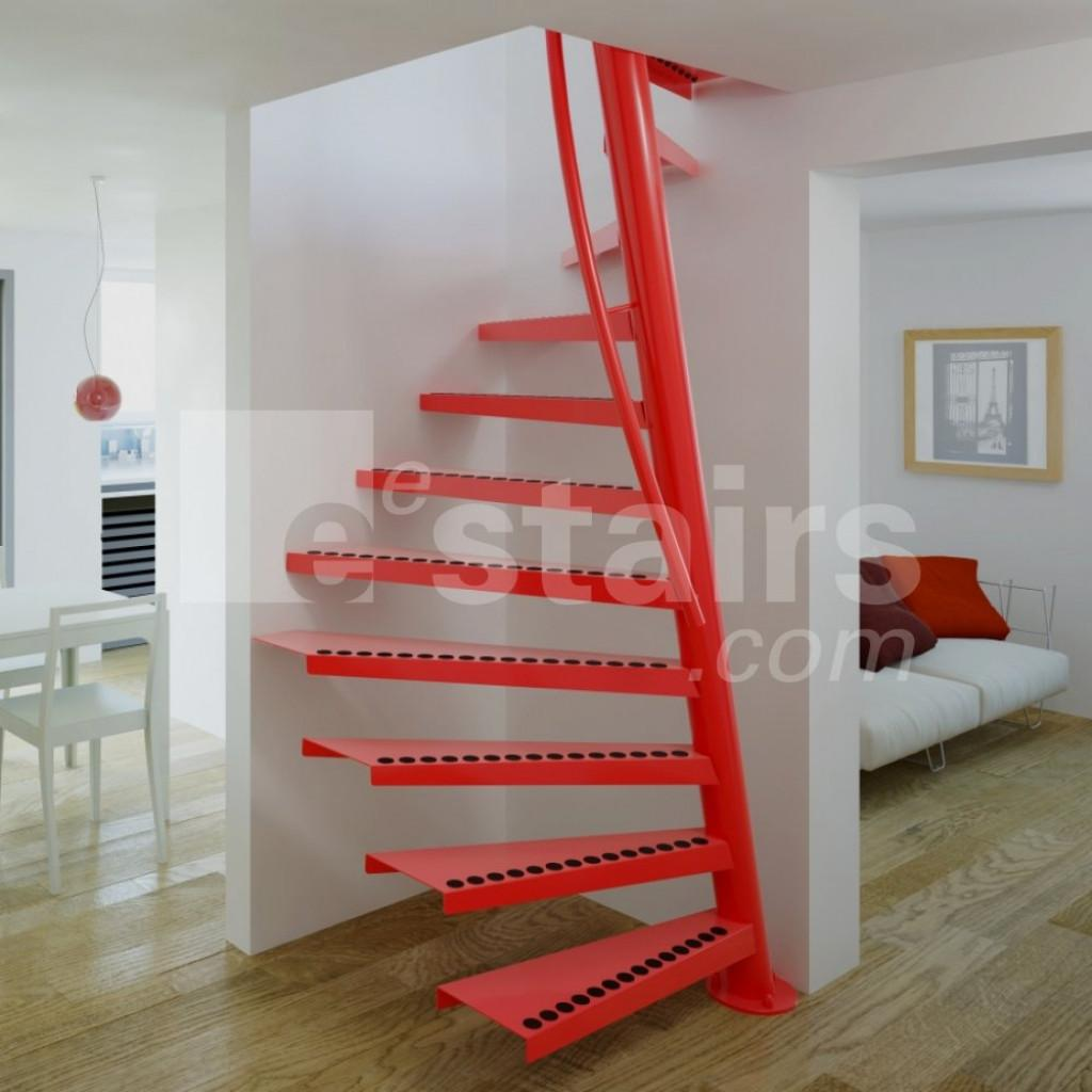 Space Saving Staircase Design Efficient Stairs