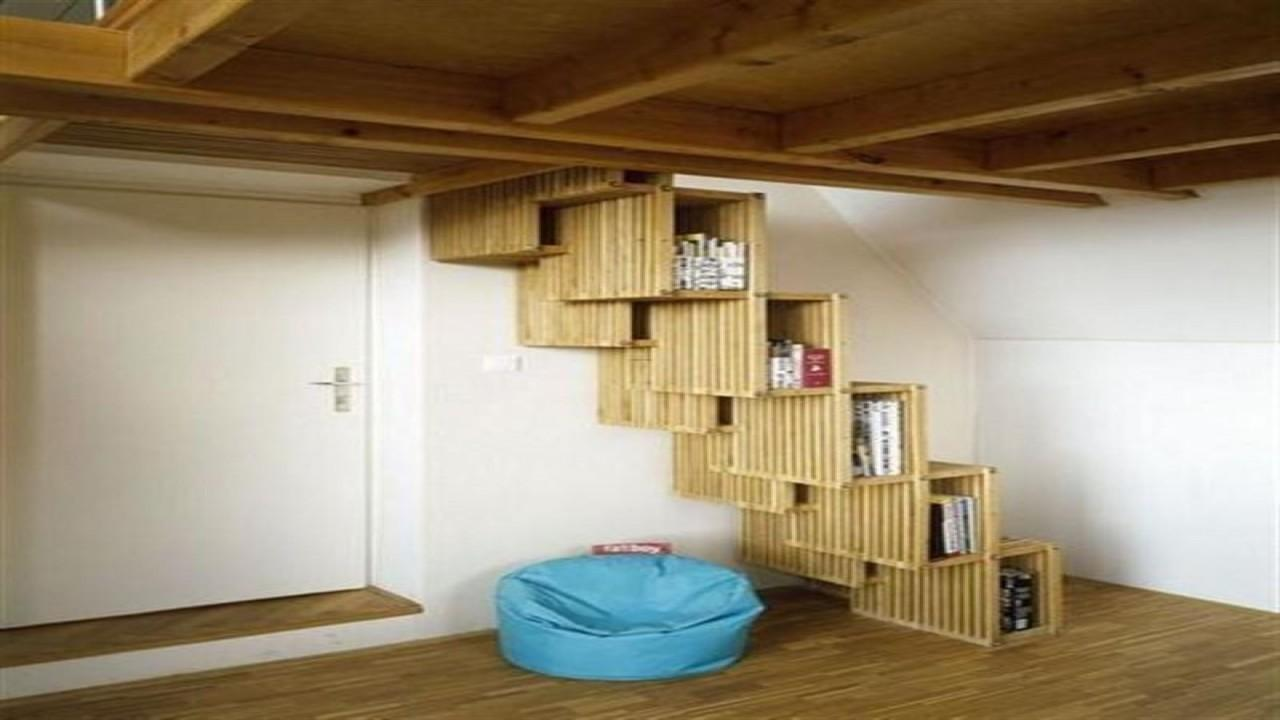 Space Saving Stairs Design Spiral Staircase
