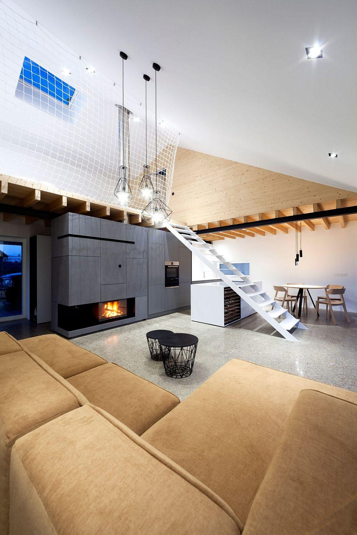 Space Savvy Home Slovakia Cleverly Utilizes Its
