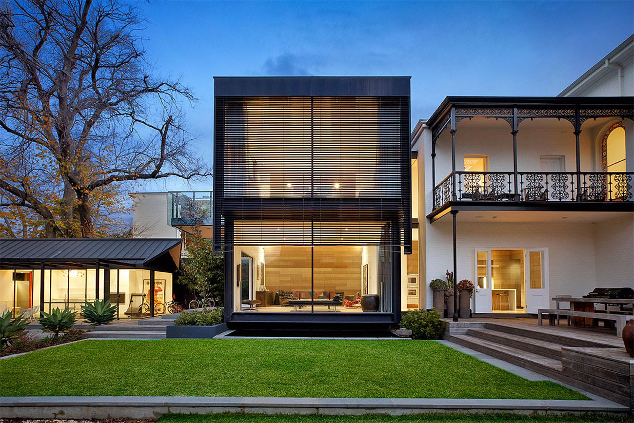 Spacious Renovated Victorian House South Yarra