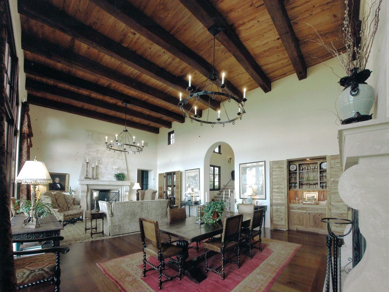 Spanish Inspired Rooms Interior Design Styles