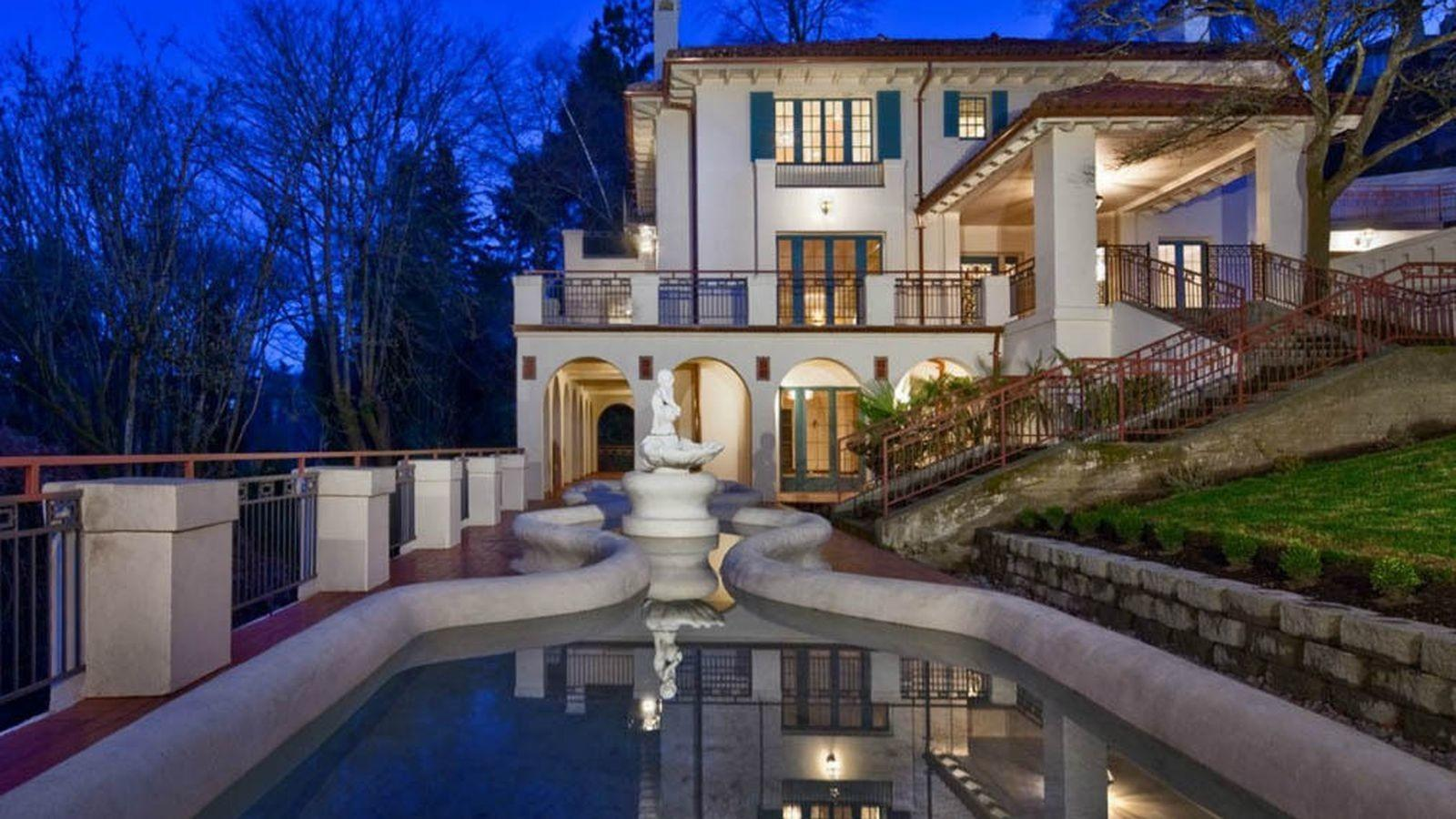 Spanish Style Mansion Capitol Hill Keeps Feeling