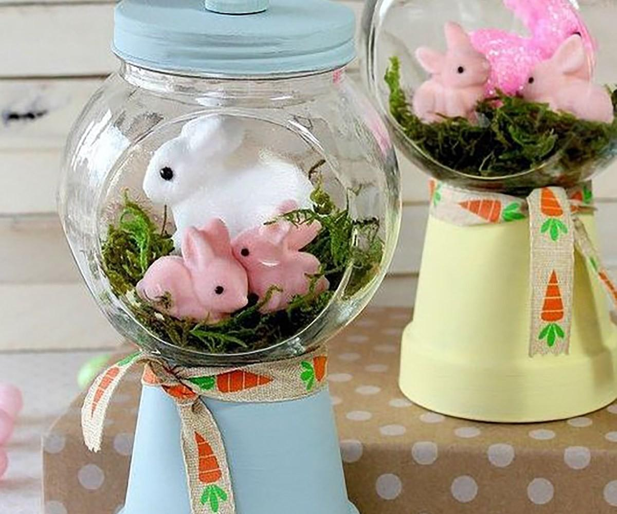 Sparkling Easter Table Decorating Ideas Room Decoration